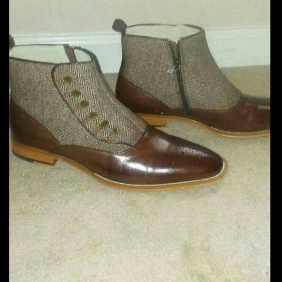 caeab699d6f Giovanni Mens Dress Boots